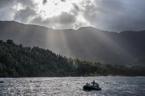 Puamau Bay, Hiva Oa