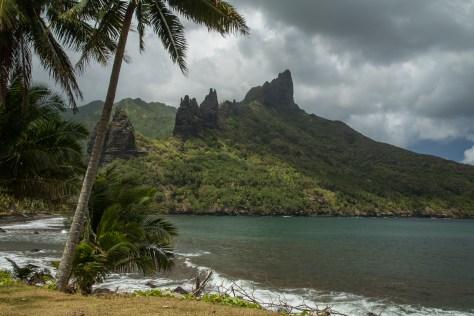 Hatiheu Bay, Nuku Hiva