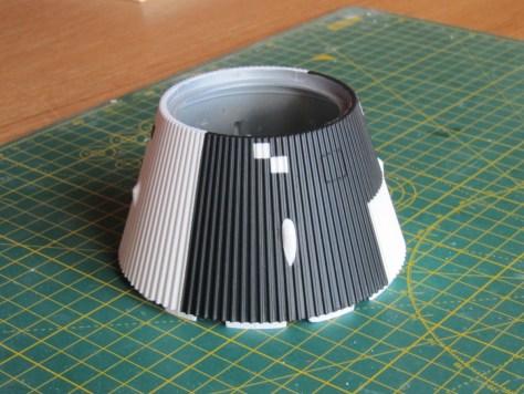 Revell 1/96 Saturn V - S-IVB aft interstage (1)