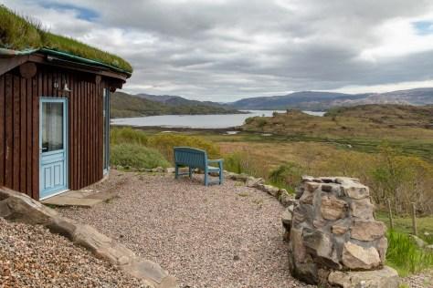 Loch Sunart from The Seashell