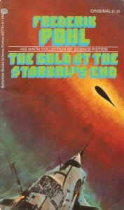 Cover of The Gold At The Starbow's End, by Frederik Pohl