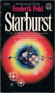 Cover of Starburst, by Frederik Pohl