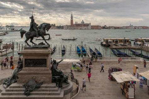 San Giorgio Maggiore across Canale di San Marco, Venice