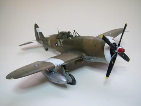 "Tamiya 1/48 P-47D ""Razorback"" (5)"