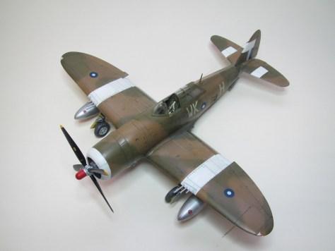 "Tamiya 1/48 P-47D ""Razorback"" (6)"