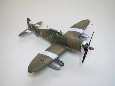 "Tamiya 1/48 P-47D ""Razorback"" (7)"
