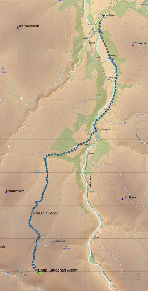 Avon route