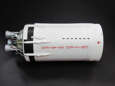 Revell 1/96 Saturn V S-II 1