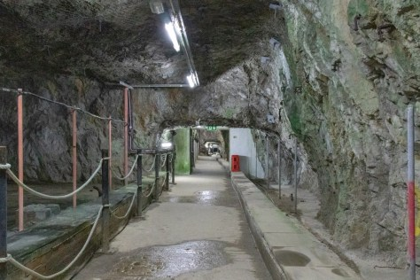 World War II tunnel, Gibraltar
