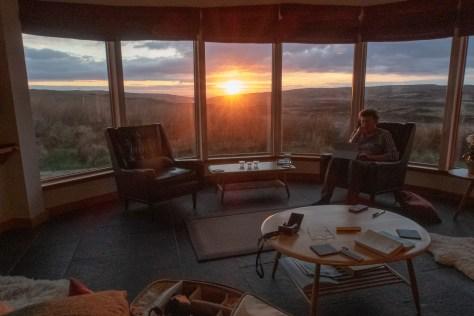 A' Mhoine Bheag lodge, Coillabus, Islay