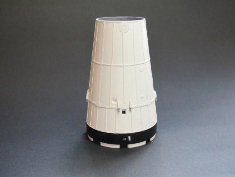 Revell 1/96 Saturn V SLA & IU (1)