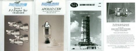 1/96 Saturn V aftermarket details