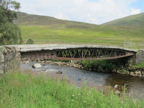 Bridge at Fergus, Glen Isla