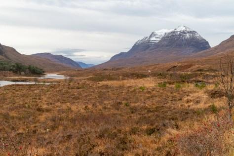 Liathach from Glen Torridon