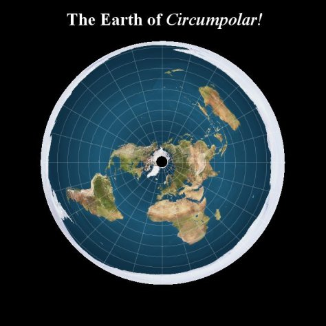 The Earth of Circumpolar! by Richard A. Lupoff