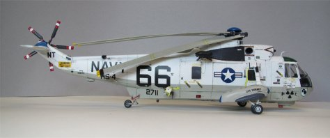 1/48 Sea King SH-3D, BuNo 152711, Apollo Recovery (2)