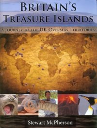 Cover of Britain's Treasure Islands by Stewart McPherson
