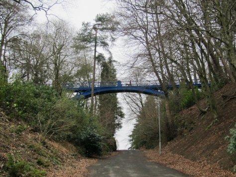 Balgay Bridge, Balgay Hill, Dundee
