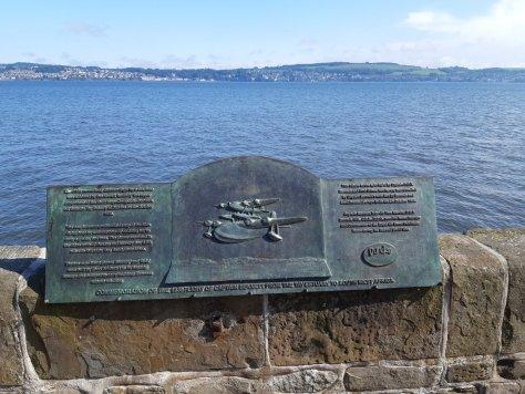 Maia/Mercury plaque, Dundee