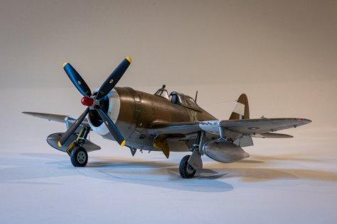 "Tamiya 1/48 P-47D ""Razorback"" (3)"