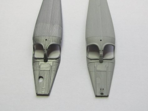 Revell 1/72 Junkers F13 cowling