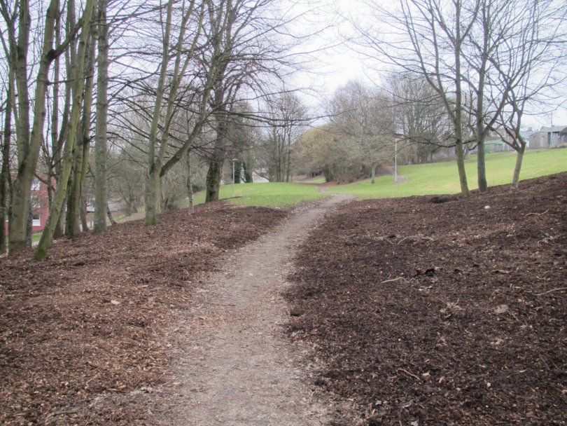 Green Circular Route, Lochee, Dundee
