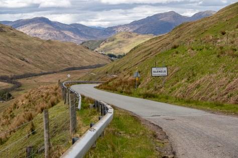 Road to Glenelg