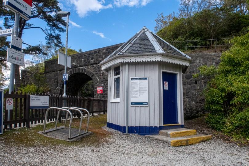 Duncraig railway station