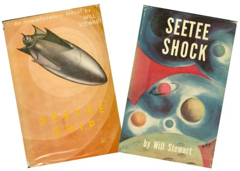"""The """"Seetee"""" novels, by Will Stewart (Jack Williamson)"""