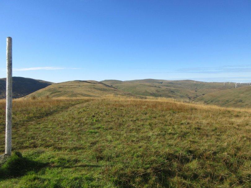 Cairmorris Hill, Andrew Gannel Hill, Ben Cleuch, Burnfoot Hill Wind Warm, from Ben Shee