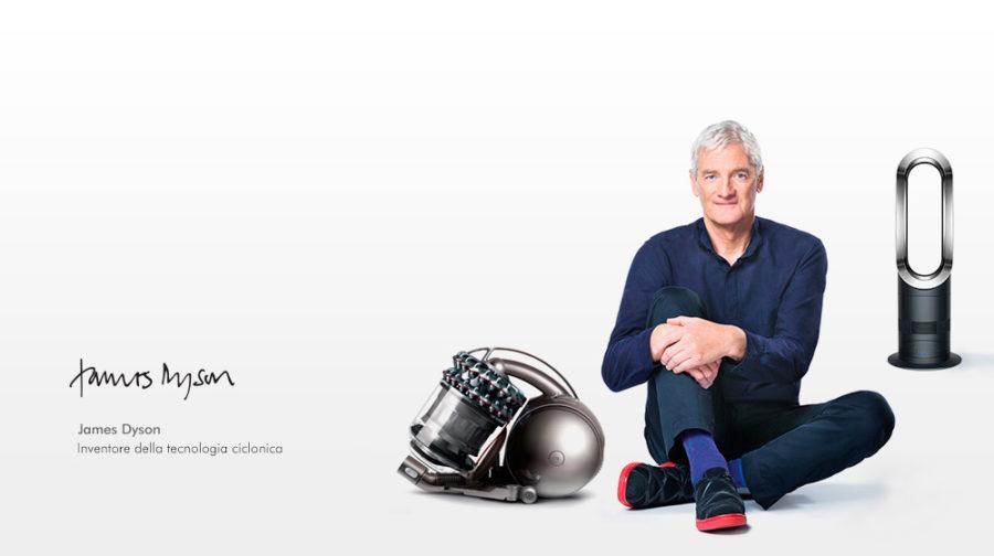 James Dyson: il genio, l'innovazione e il business del futuro