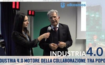 INDUSTRIA 4.0: OIKOSMOS INTERVISTA ROMANO PRODI