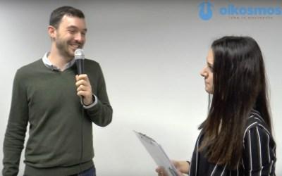 #IDE2019 Oikosmos intervista Lorenzo Bertè – Caffeina