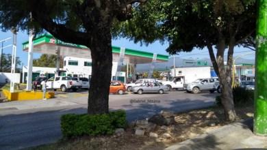 Photo of Reportan desabasto de gasolina en Cuernavaca