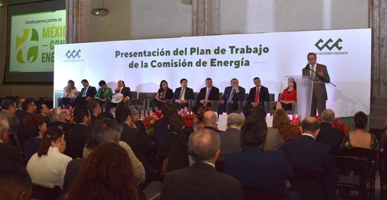 La clave para un sector energético fuerte es la cooperación del gobierno e iniciativa privada: CCE 1