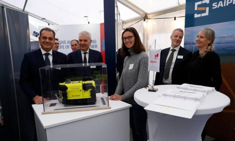 Equinor adjudica contrato pionero de drones submarinos inalámbricos