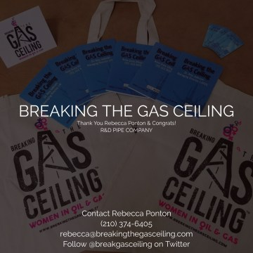 Breaking the Gas Ceiling | Talk Texas Oil | #kristenoctg