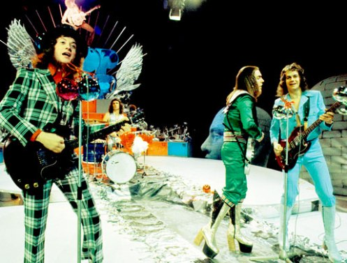 Slade - would not have been the 70s without them.