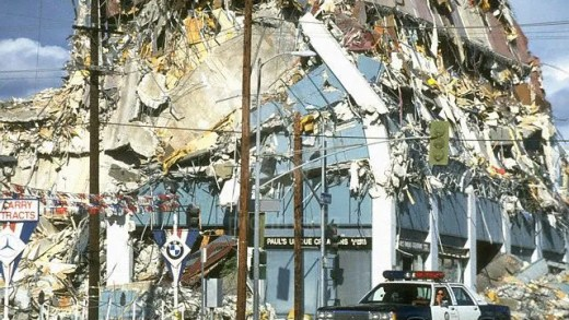 January 28, 1994 – Life In Sudden California – L.A.'s Little Earthquake Problem.