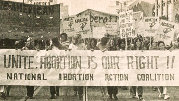 January 22, 1973 – Roe v. Wade – Supreme Court Decision On Abortion