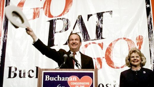 February 26, 1996 – Pat Buchanan And The GOP Hissy-Fit – Primary Season In America.
