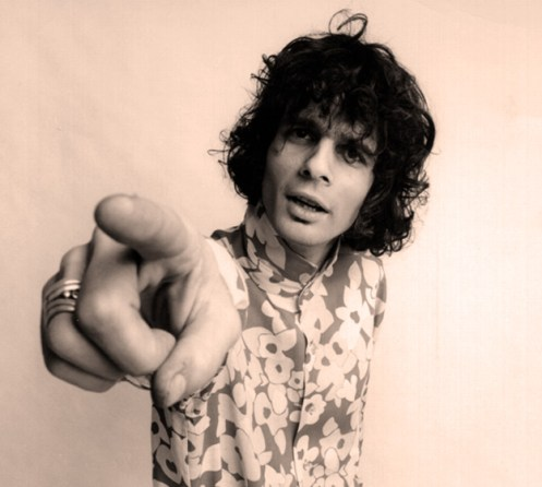 Al Kooper - pointing the way..