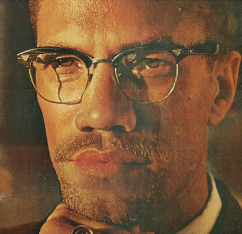 Malcolm X - Voice of a movement - conscience of a People.