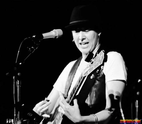 Michelle Shocked - portrait of a career derailed.