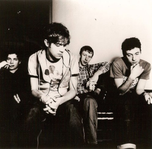 Blur - one of the bands making Britpop a household word.
