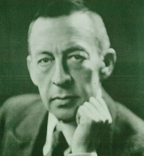 Sergei Rachmaninoff - He would have turned 140 yesterday if he hadn't been depressed so much.