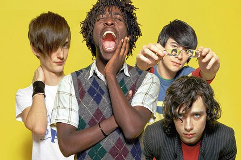 Bloc Party - good things coming to an end . . . .