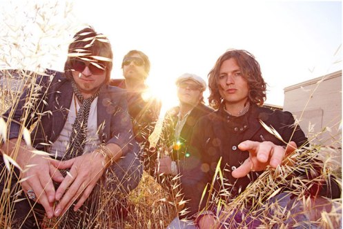 Rival Sons - Local West Coast rockers who prove you can make it lots of places.