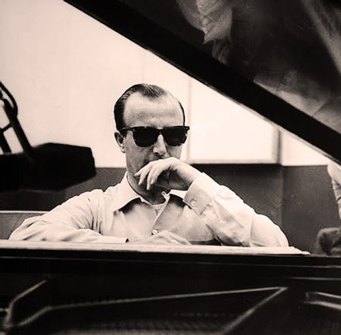 George Shearing - complete with Strings.