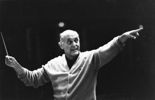 Sir Georg Solti leads the CSO in another Classic Concert this week.